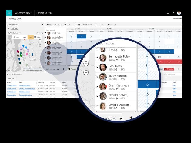 MS Dynamics 365 - Sales - Complete Client Profile